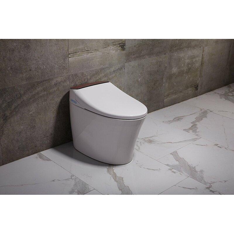 The 10 Best Tankless Toilets – Sleek, Comfortable, Efficient