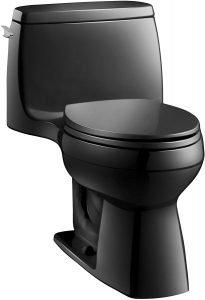 black-toilet
