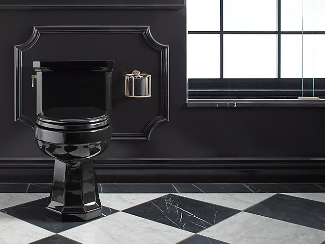 The 7 Best Black Toilets – Reviews, Features & Specs