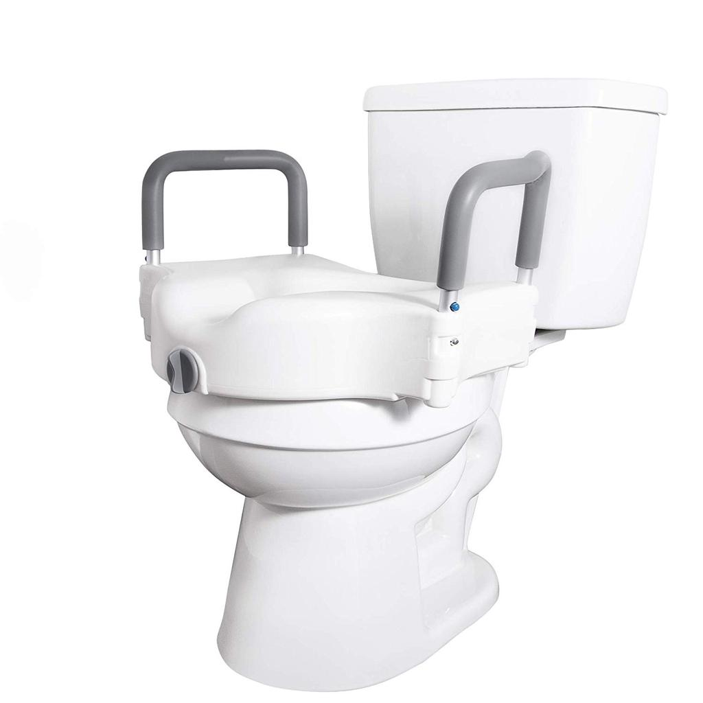 The Best Toilet Seat Risers of 2020- Features and Specs