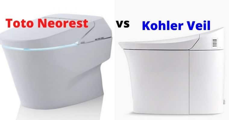Toto Neorest vs Kohler Veil – Which is the Best?